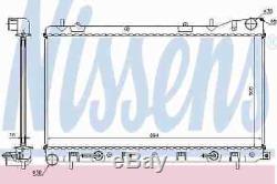 Radiateur De Refroidissement Pour Moteur Nissens 67712 P New Oe Replacement