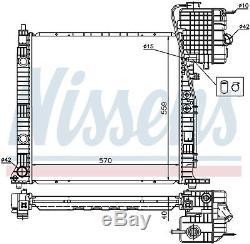 Radiateur Mercedes Benz Vito W638 CDI Eo A6385011601 / A6385012701 Nouveau