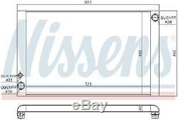 Radiateur, Refroidissement Du Moteur 4e0.121.251d Pour Audi A8 D3 (4e2,4e8) 4.2 Fsi Quattro 6