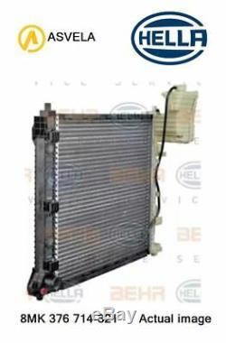 Radiateur, Refroidissement Du Moteur Pour Mercedes-benz Classe V, 638/2 Hella 8mk 376 714-321