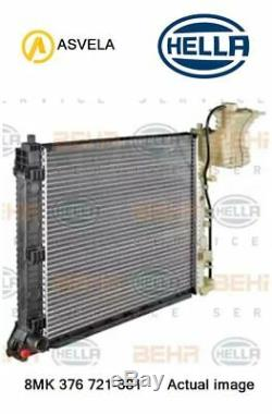 Radiateur, Refroidissement Du Moteur Pour Vito Mercedes-benz Bus, 638 Hella 8mk 376 721-381