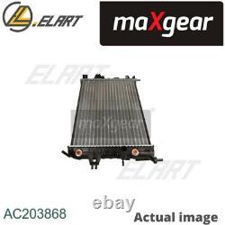 Refroidissement Du Moteur Radiateur Pour Opel Vauxhall Astra G Box F70 X 16 Szr Maxgear 13901
