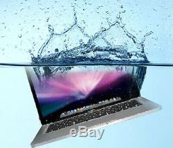 Réparation De Dommages Après Dommages Causés Par Un Liquide Apple Macbook Pro Tous Les Modèles 13 15 17