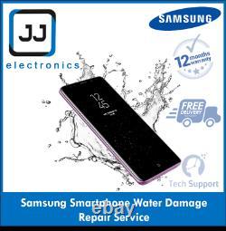 Samsung Smartphone Service De Réparation De Dommages À L'eau (récupération De Données)