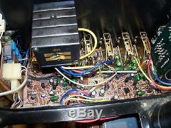 Sansui Au-517 Au-717 Au-719 Amplificateur Prix Forfaitaire Réparation Et Restauration Service