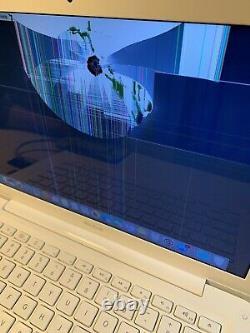 Service De Réparation Pour Les Dommages A1342 D'apple Macbook Blanc Mc207 Et Mc516 Eau Ou Othe