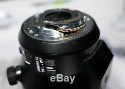 Service De Réparation Pour Monture D'objectif Cassée Endommagée Panasonic 100-400mm H-rs100400e