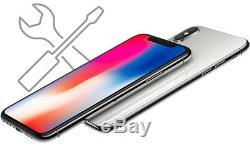 Service De Réparation Professionnel Apple X Pour Iphone (remplacement De L'écran LCD Endommagé) 1 Jour