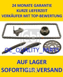 Steuerkette Kette Gleitstücke Spanner 30639 Febi Für Nissan Opel Renault