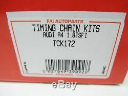Steuerkettensatz Audi A4 1.8 Tfsi Quattro 1,8l Achd Cdhb Steuerkette