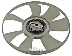 Swag Radiateur De Refroidissement Du Condenseur Ventilateur Convient Mercedes Sprinter 906 Vw 76121301b