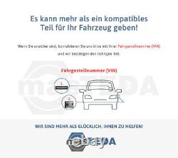 Trw Hinten Liens Bremse Bremssattel Bhn707e P Neu Oe Qualität
