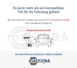 Trw Vorne Recht Bremse Bremssattel Bhv207e I Neu Oe Qualität