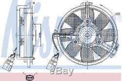 Ventilateur De Radiateur Pour Audi A8 Vw 4d2 4d8 Ack Alg Amx Avril Aqd Afb Akn Aqf Aux Nissens