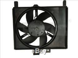 Ventilateur De Radiateur Pour Smart City Coupé 450 M 160 M 160 E6al B04 920 Om 660 De 8la Tyc