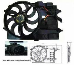 Ventilateur, Radiateur Nrf 47302