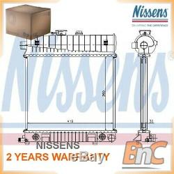 # Véritable Nissens Heavy Duty Engine Cooling Radiateur Mercedes-benz