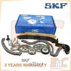 # Véritable Skf Heavy Duty Kit De Distribution De La Chaîne Skoda Vw 12 Awy Bbm Bmd Acas