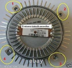 Viscolüfterkupplung, Lüfterkupplung, Bmw E30, E34, E36, E39, Z3